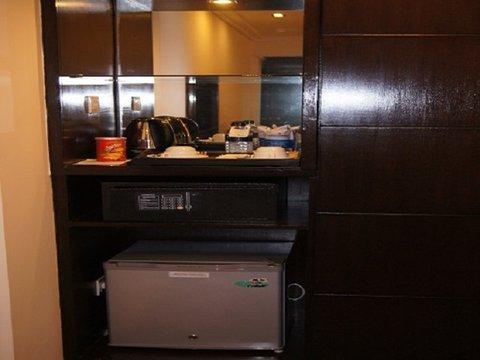Hotel Agrabad - Tea   Coffee Making Facilities