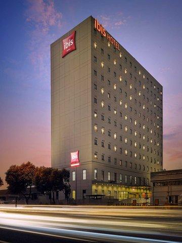 Ibis Jakarta Cawang Hotel - Exterior