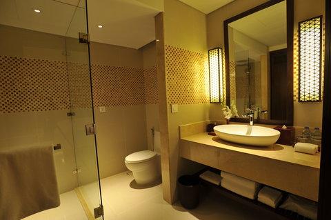 Salinda Premium Resort and Spa - Bathroom Deluxe