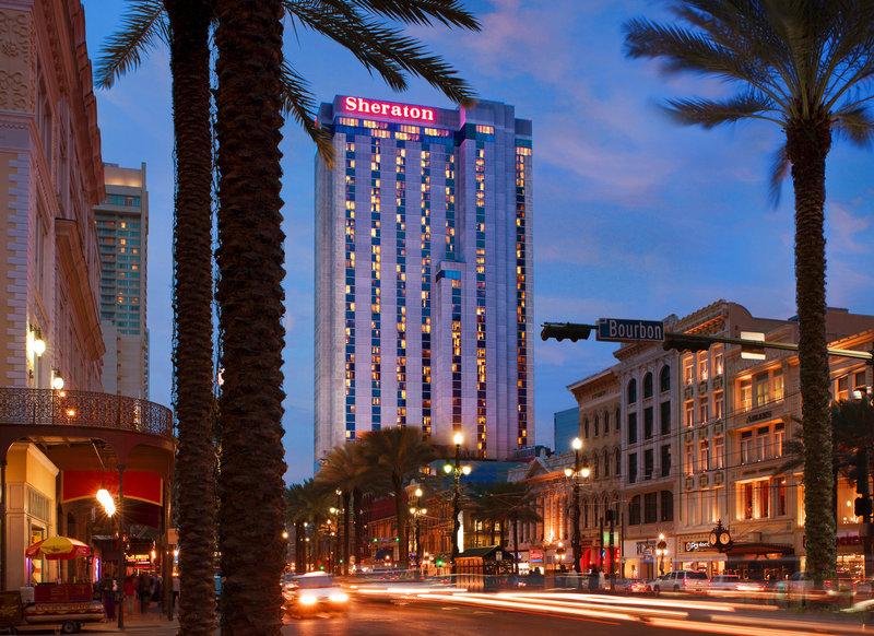 Sheraton New Orleans Hotel - New Orleans, LA