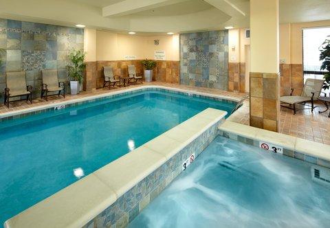 Courtyard Dayton-University of Dayton - Indoor Pool