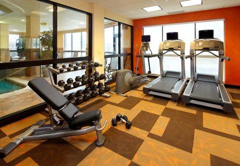 Courtyard Dayton-University of Dayton - Fitness Center