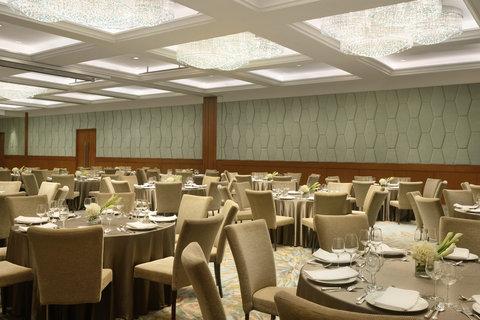 The Westin Grande Sukhumvit, Bangkok - Grand Ballroom with Wedding set up