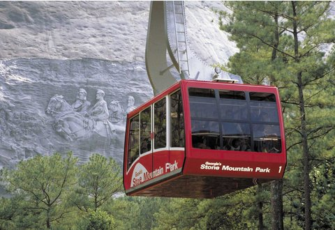 Holiday Inn Express ATLANTA-STONE MOUNTAIN - Stone Mountain Park Skylift