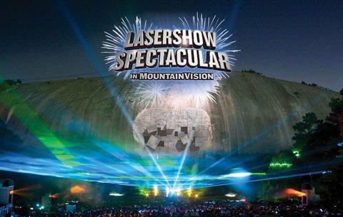 Holiday Inn Express ATLANTA-STONE MOUNTAIN - Stone Mountain Park Laser Show