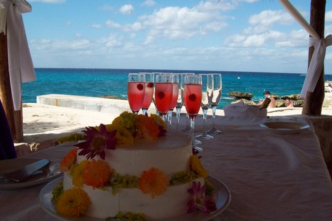 Secrets Aura Cozumel - All Inclusive - Celebrate with a Toast