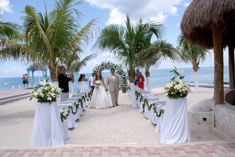 Secrets Aura Cozumel - All Inclusive - Inclusive Wedding Packages