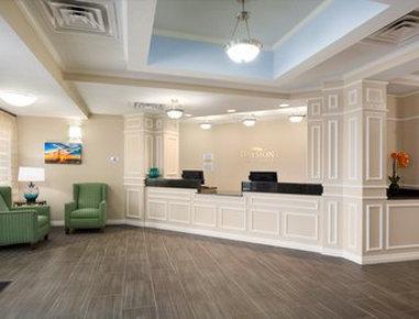 Baymont Inn & Suites Odessa - Front Desk