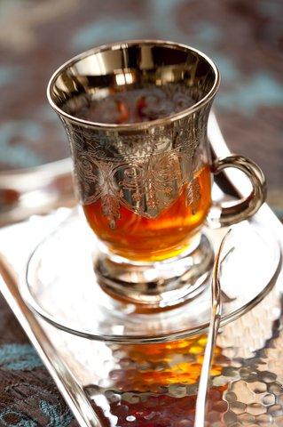 فندق الفيصلية - Tea From The Tea Lounge Of Spa By ESPA