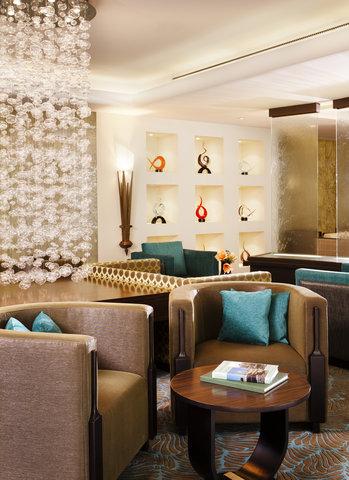 فندق الفيصلية - South Wing Lobby Sitting Area