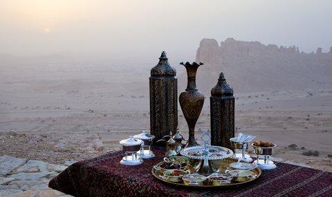 فندق الفيصلية - Sense Of Taste