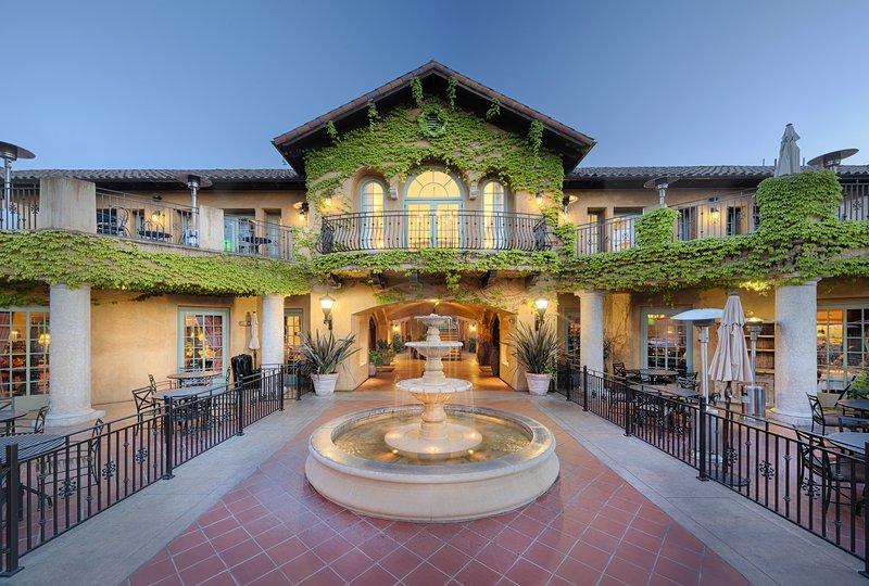 Hotel Los Gatos - Los Gatos, CA