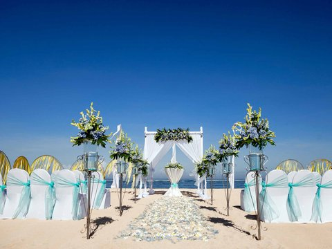 Novotel Bali Nusa Dua - Wedding