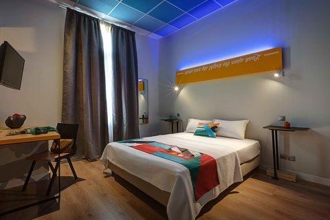 Colors Central Ladadika - COLORS ECONOMY Room