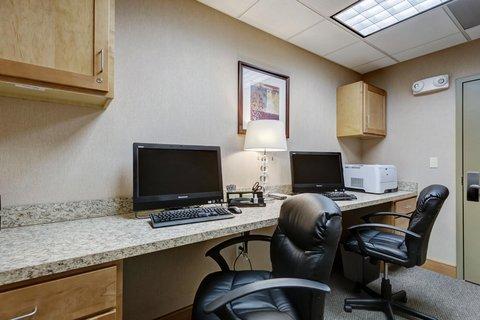 Hampton Inn St Louis-Columbia - Business Center