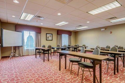 Hampton Inn St Louis-Columbia - Classroom Setting