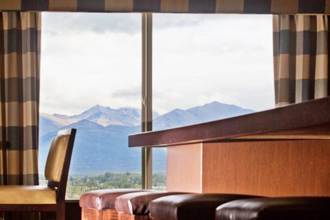 Crowne Plaza ANCHORAGE-MIDTOWN - Stunning views