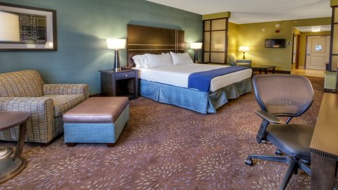 Holiday Inn Express & Suites PITTSBURGH SW - SOUTHPOINTE - King Feature Suite
