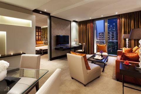فندق الفيصلية - South Wing Premier Deluxe Room Lounge