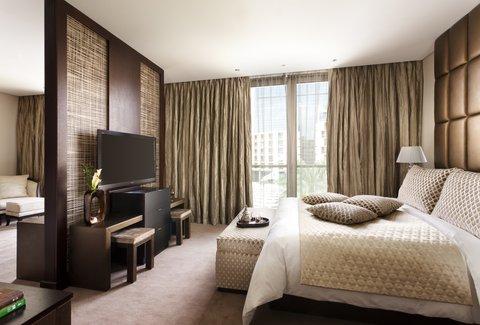 فندق الفيصلية - South Wing Landmark Suite Bedroom