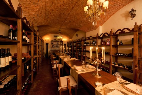 Grandhtl Majestic Gia Baglioni - Cantina O