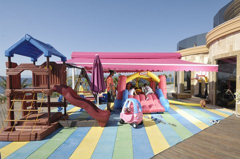 Golden Savoy Resort - Kids Castle play-centre