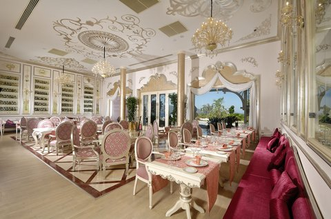 Golden Savoy Resort - Fortunella Italian restaurant