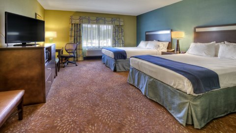 Holiday Inn Express & Suites PITTSBURGH SW - SOUTHPOINTE - Double Bed Guest Room