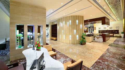 Copthorne Sharjah - Hotel Lobby