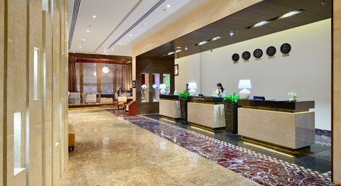 Copthorne Sharjah - Hotel Reception