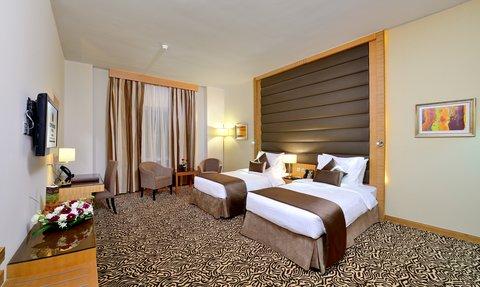 Copthorne Sharjah - Superior Room Twin Bed