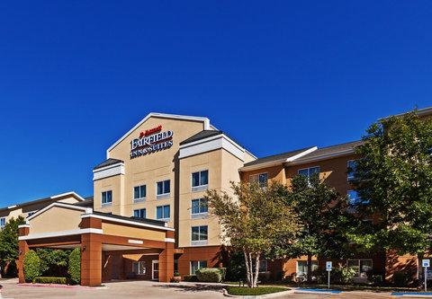 Fairfield Inn and Suites by Marriott Austin Northwest/Domain - Exterior