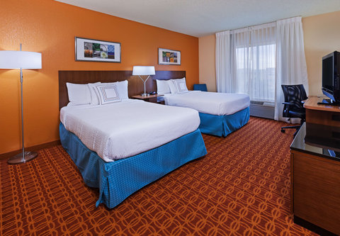 Fairfield Inn and Suites by Marriott Austin Northwest/Domain - Double Double Guest Room