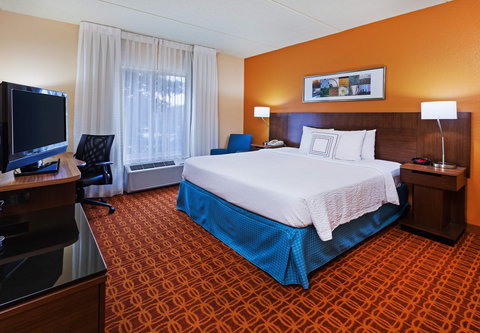 Fairfield Inn and Suites by Marriott Austin Northwest/Domain - King Guest Room