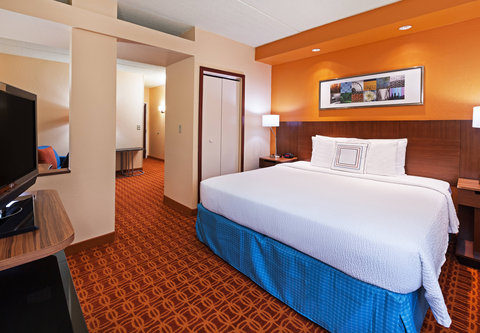 Fairfield Inn and Suites by Marriott Austin Northwest/Domain - Executive King Suite