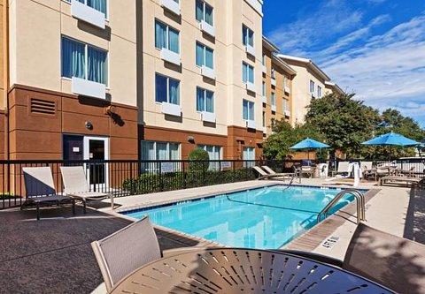 Fairfield Inn and Suites by Marriott Austin Northwest/Domain - Outdoor Pool