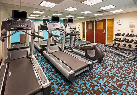 Fairfield Inn and Suites by Marriott Austin Northwest/Domain - Fitness Center