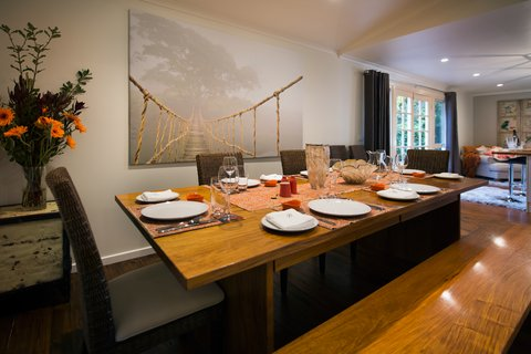 The Dudley Boutique Hotel - Dudley King Suite - Dining Room