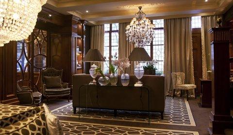 Estherea Hotel Amsterdam - Lobby Lounge