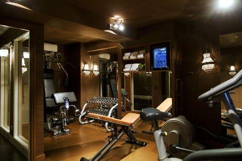 Estherea Hotel Amsterdam - Fitness