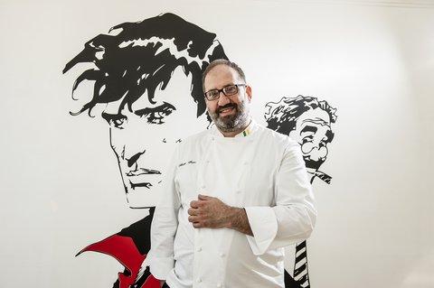 Hotel Bernini Bristol - Small Luxury Hotels of The World - Andrea Fusco - Giuda Ballerino Chef