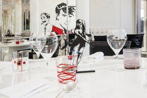 Hotel Bernini Bristol - Small Luxury Hotels of The World - Giuda Ballerino Restaurant
