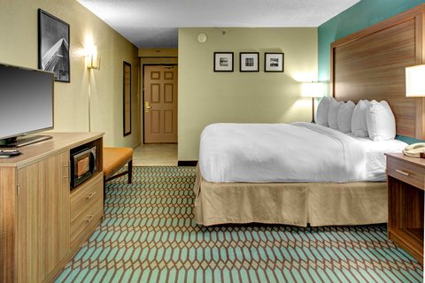 Country Inn & Suites By Carlson, Asheville Downtown Tunnel Road (Biltmore Estate), NC - Guest Room