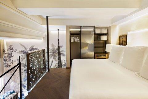 فندق كلاريس جي إل - Grand Duplex Suite
