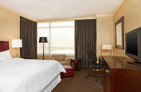 The Westin Baltimore Washington Airport - BWI - King Guestroom