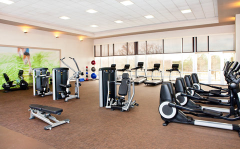 The Westin Baltimore Washington Airport - BWI - Fitness Room