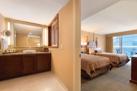 Outrigger Reef on the Beach - Outrigger Reef Resort Int Pactwr Bdrm Cv Dbl