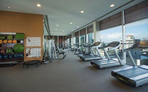 Stamford Plaza Auckland - Gym