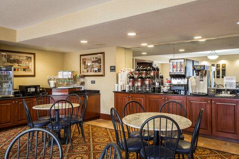 Comfort Suites Biltmore Square Mall - NCBKFAST