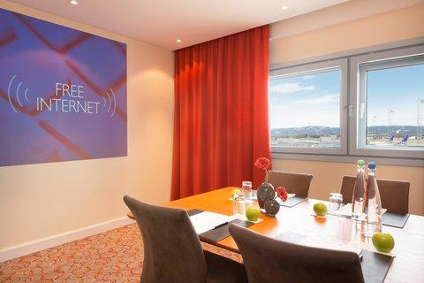 拉迪森萨斯机场酒店 - VIP board rooms